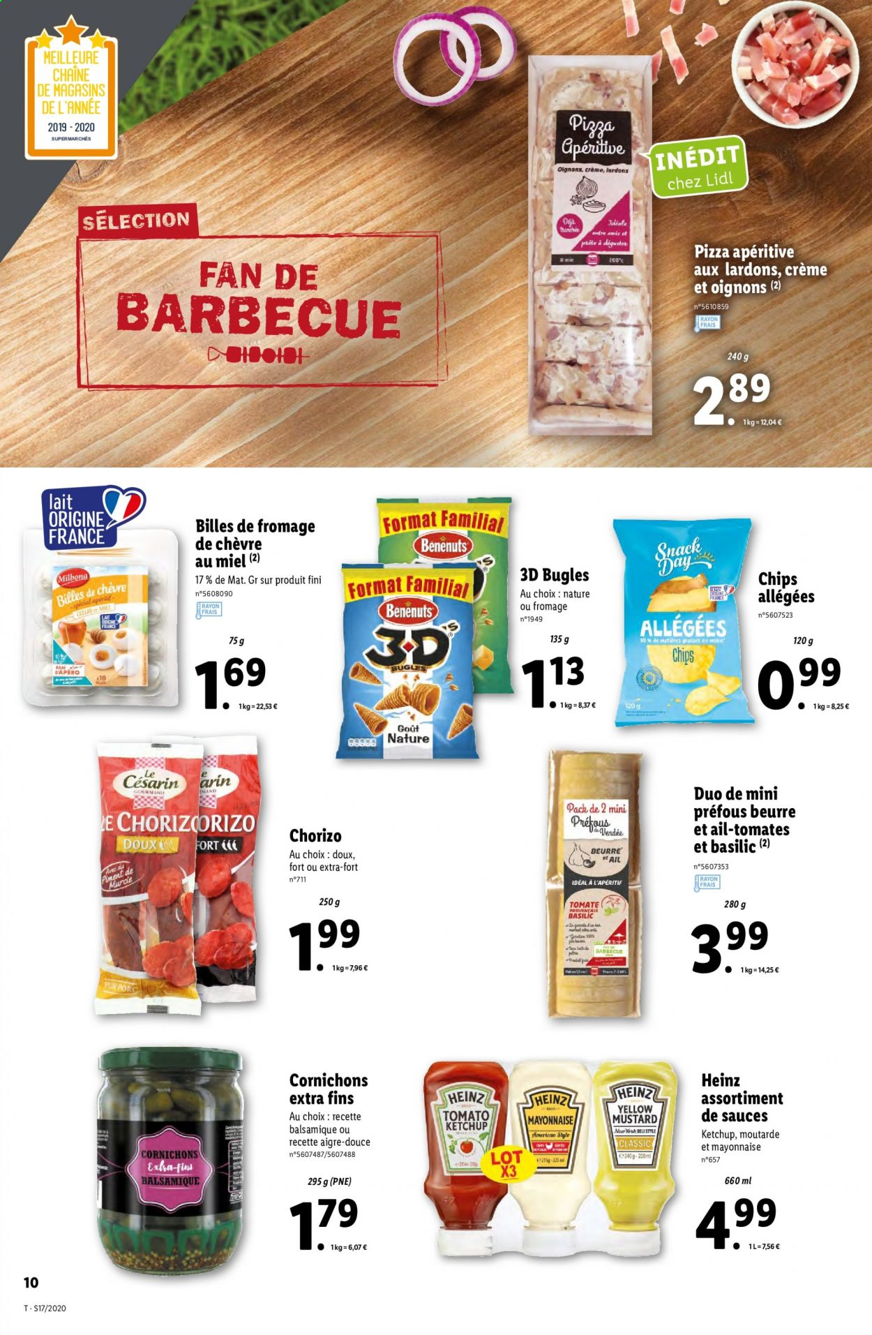 Catalogue Lidl - 22.04.2020 - 28.04.2020. Page 10.