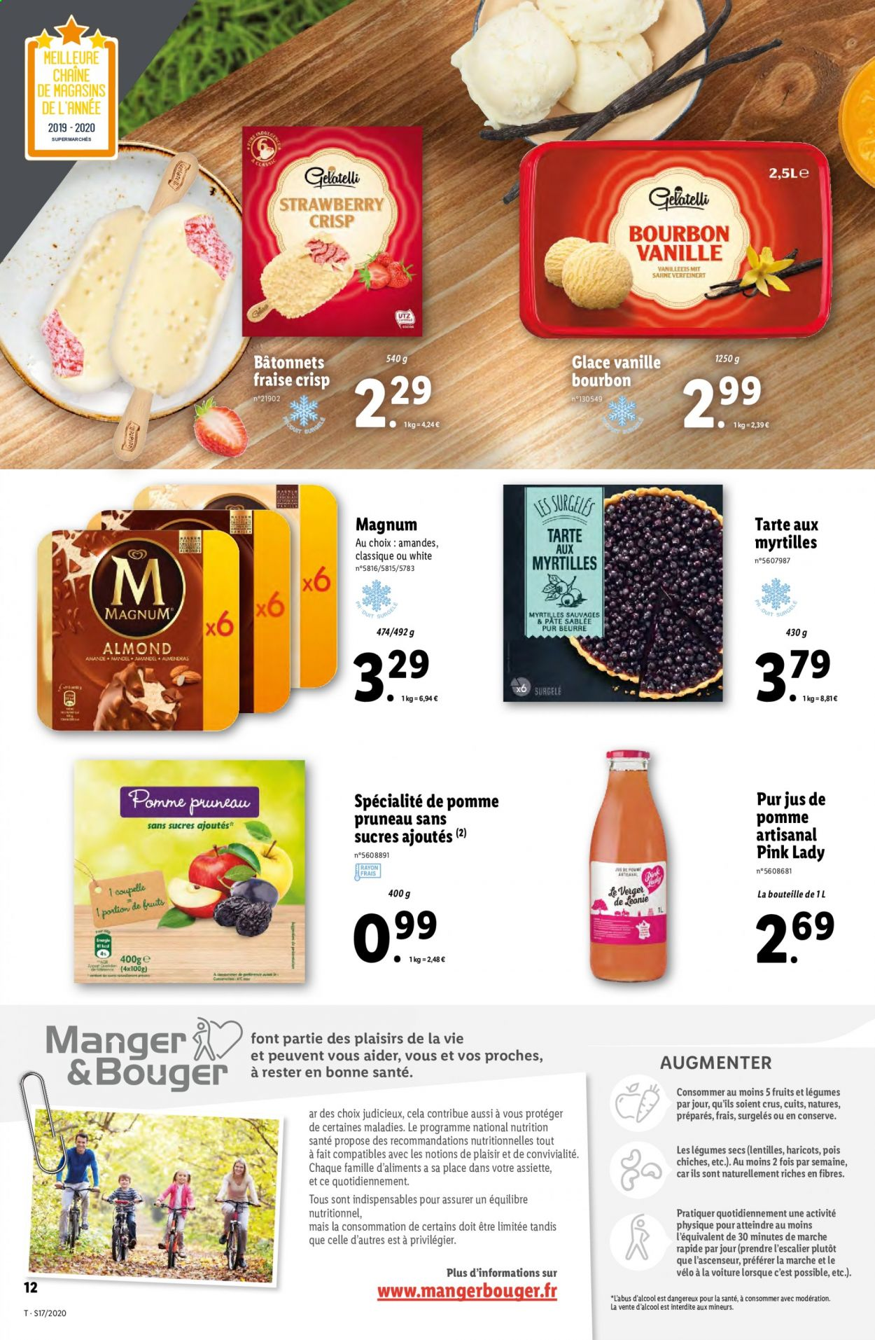 Catalogue Lidl - 22.04.2020 - 28.04.2020. Page 12.