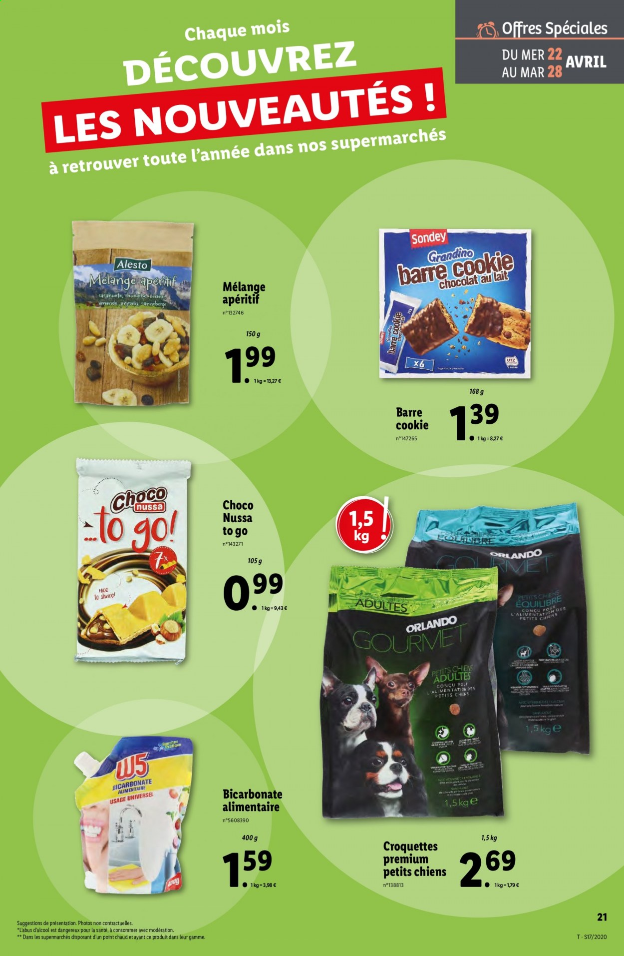 Catalogue Lidl - 22.04.2020 - 28.04.2020. Page 21.