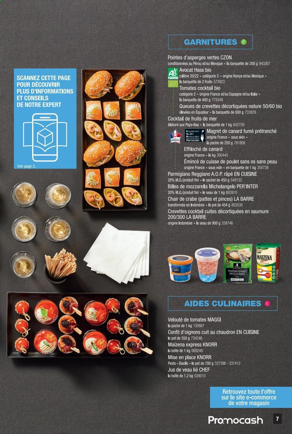 Catalogue Promocash. Page 7.