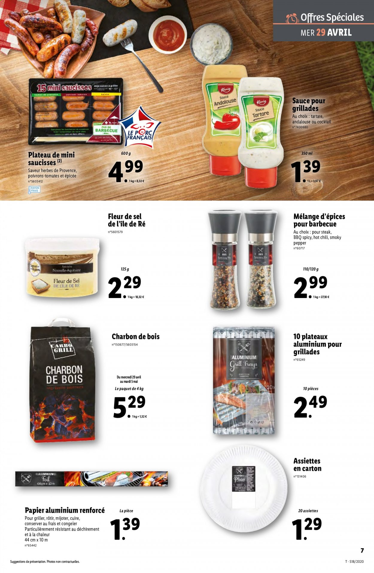 Catalogue Lidl - 29.04.2020 - 05.05.2020. Page 7.