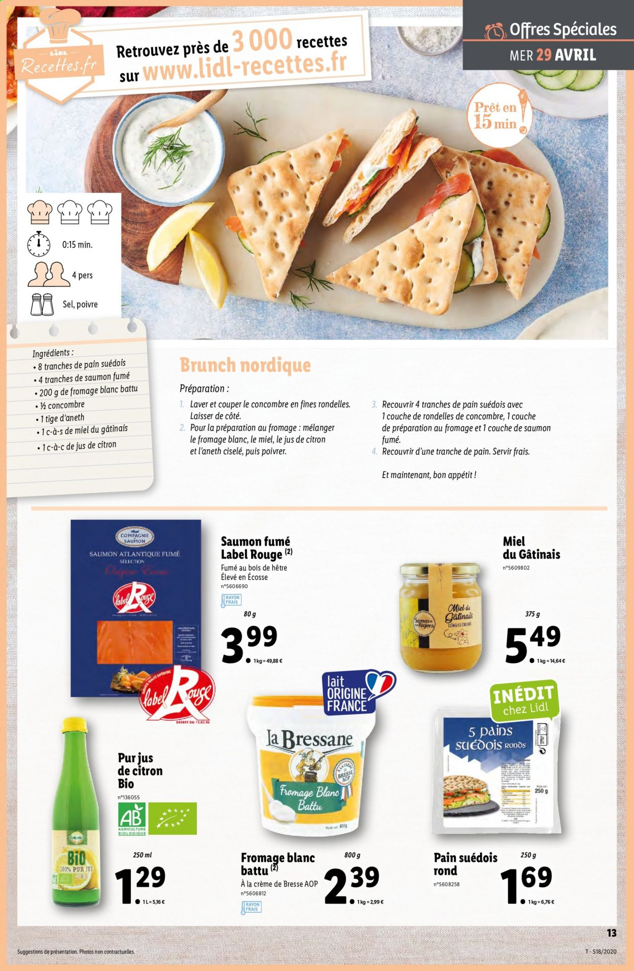 Catalogue Lidl - 29.04.2020 - 05.05.2020. Page 13.