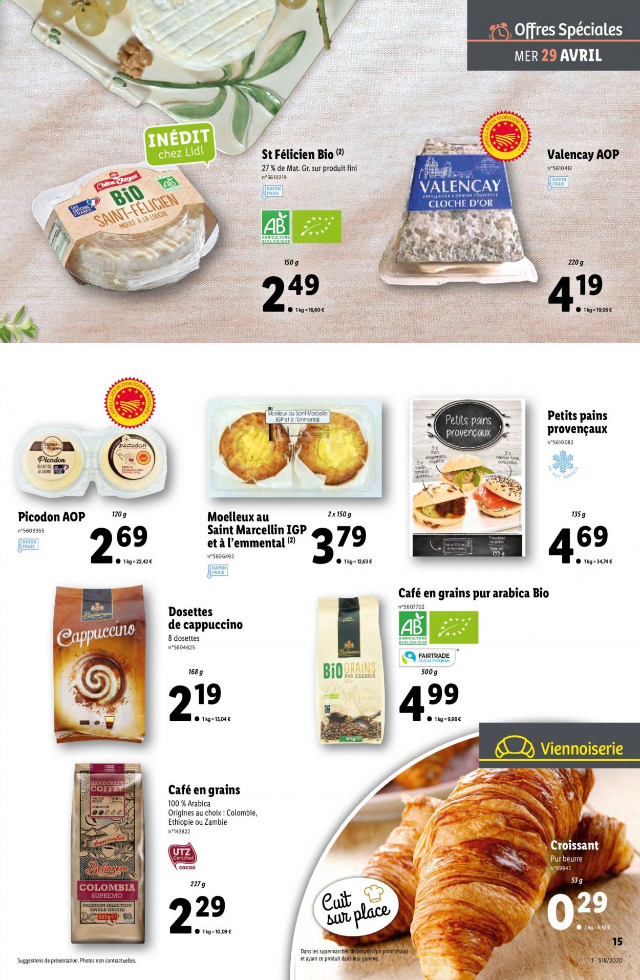 Catalogue Lidl - 29.04.2020 - 05.05.2020. Page 15.