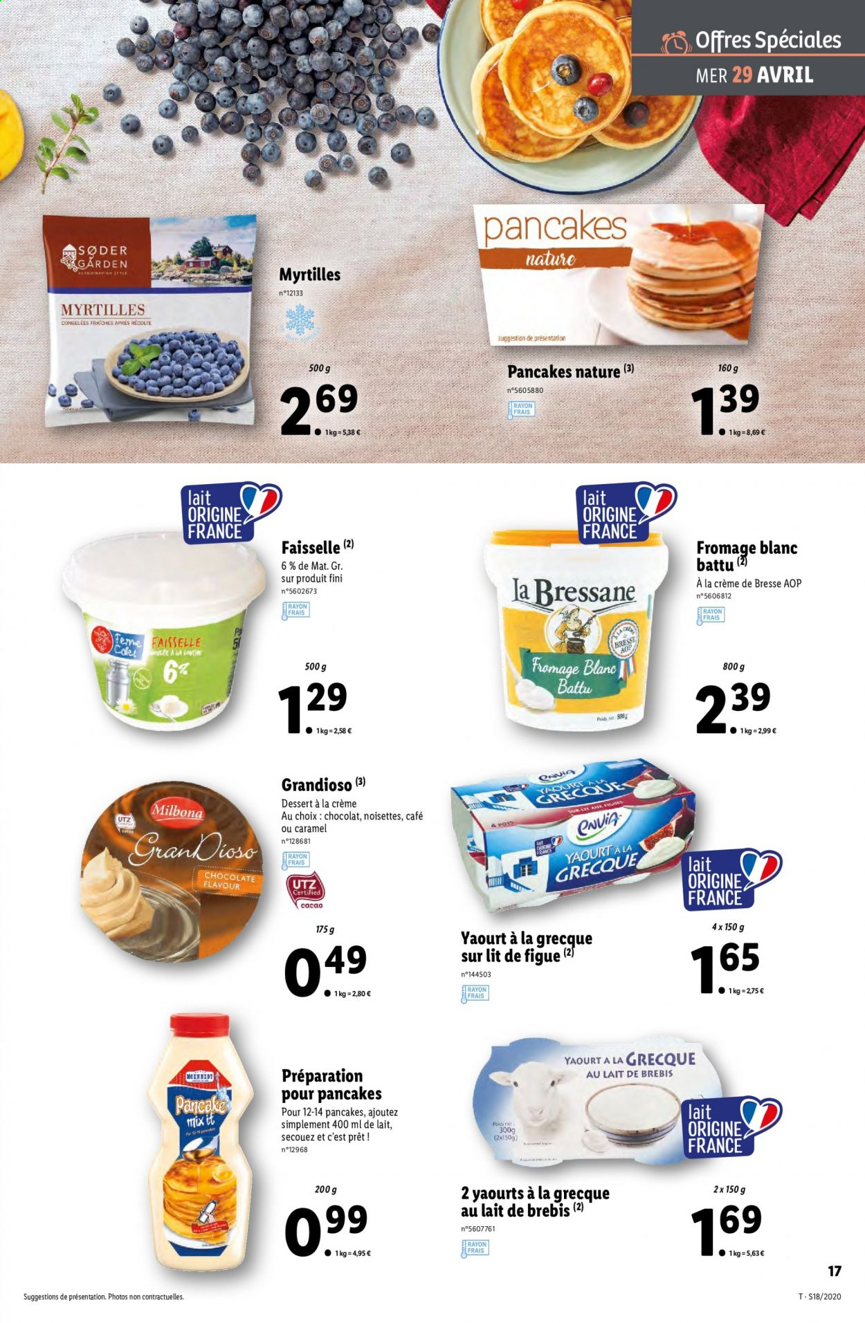 Catalogue Lidl - 29.04.2020 - 05.05.2020. Page 17.