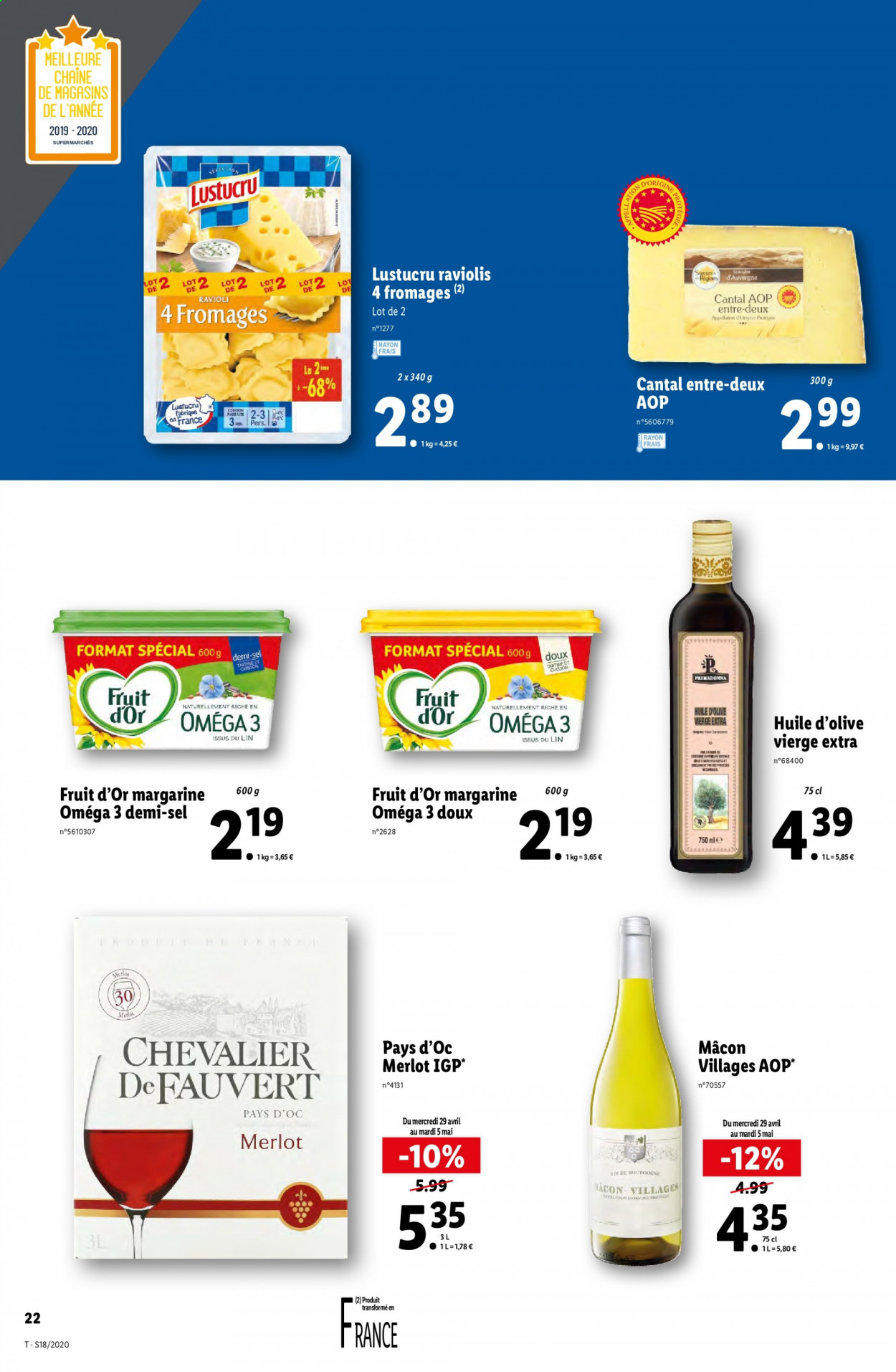 Catalogue Lidl - 29.04.2020 - 05.05.2020. Page 22.