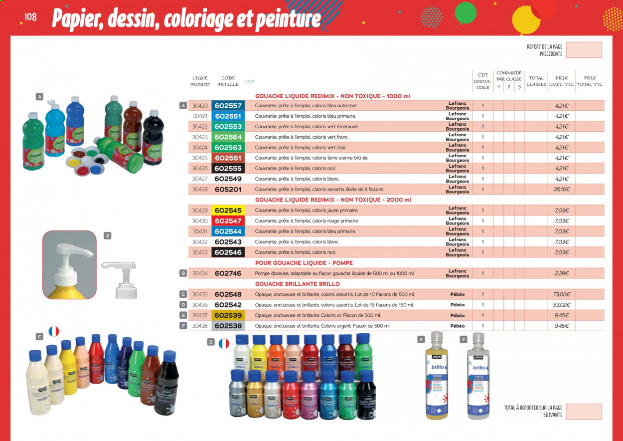 Catalogue Hyperburo - 25.04.2020 - 31.12.2020. Page 110.