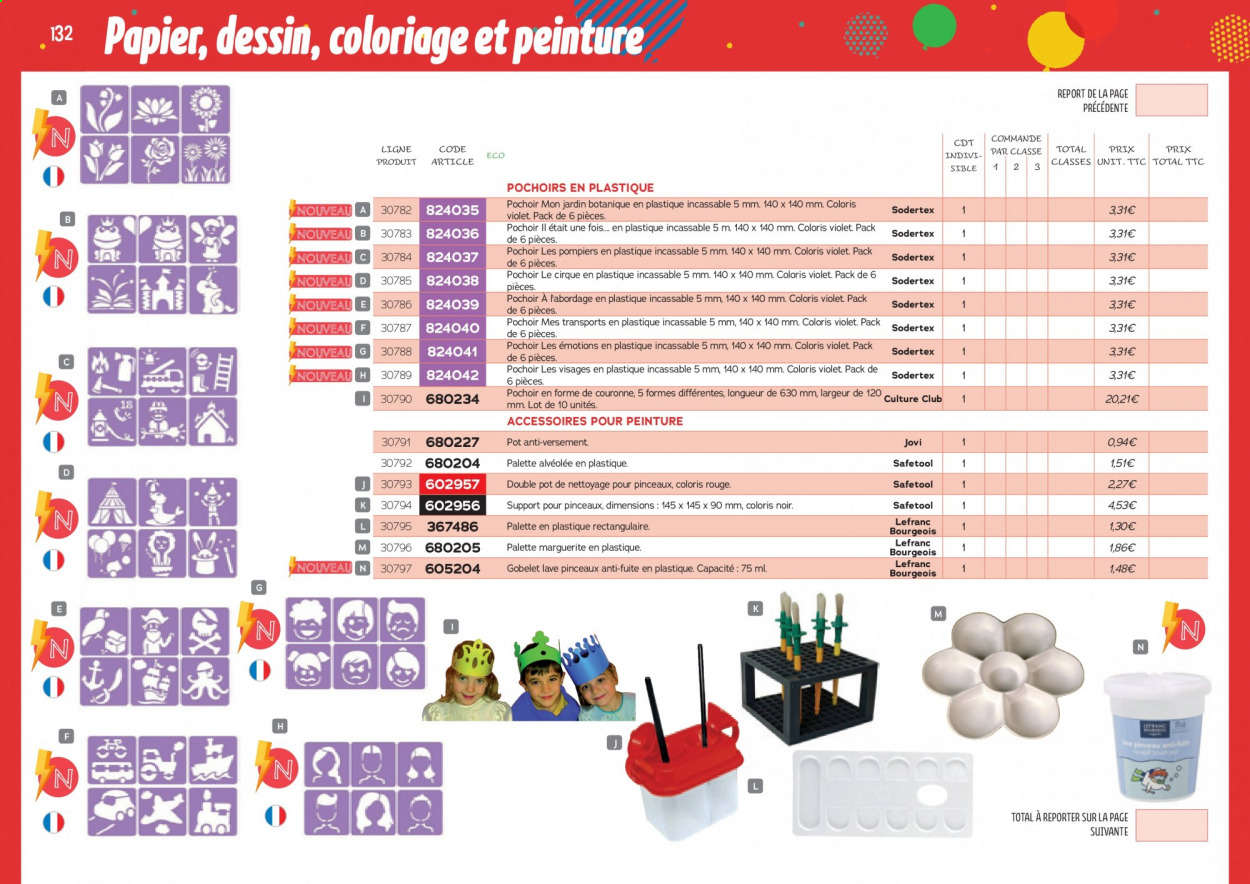 Catalogue Hyperburo - 25.04.2020 - 31.12.2020. Page 134.
