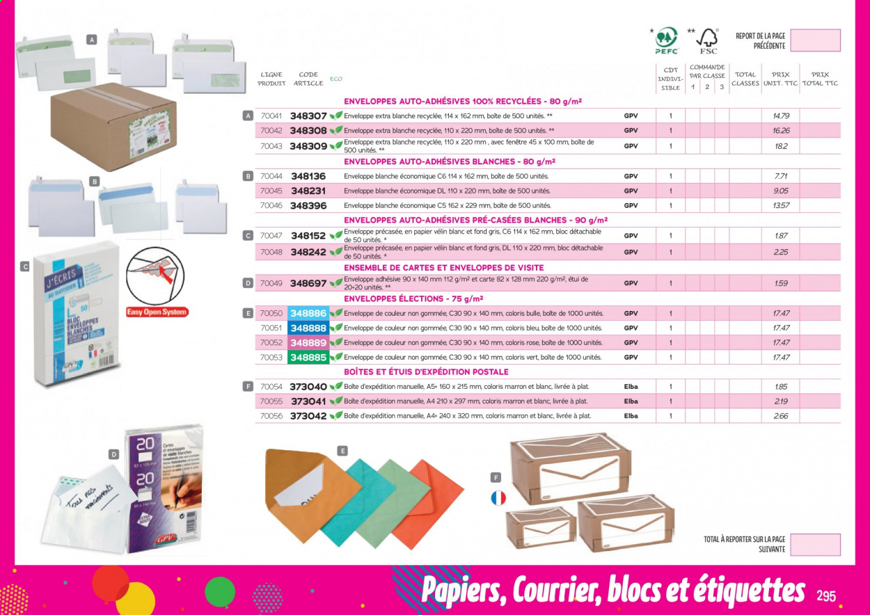 Catalogue Hyperburo - 25.04.2020 - 31.12.2020. Page 297.