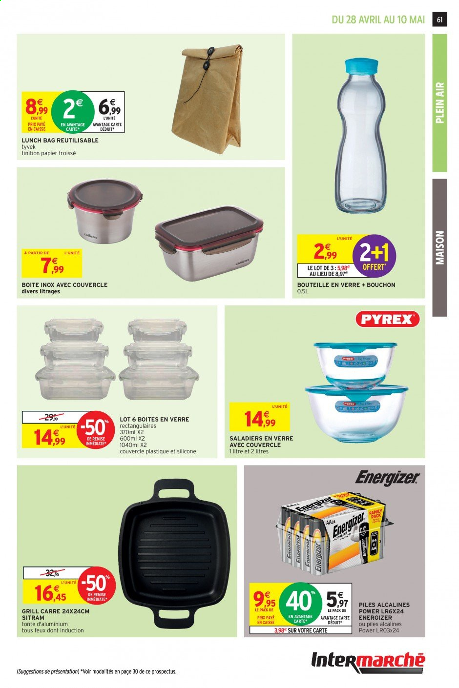 Catalogue Intermarché - 28.04.2020 - 10.05.2020. Page 58.