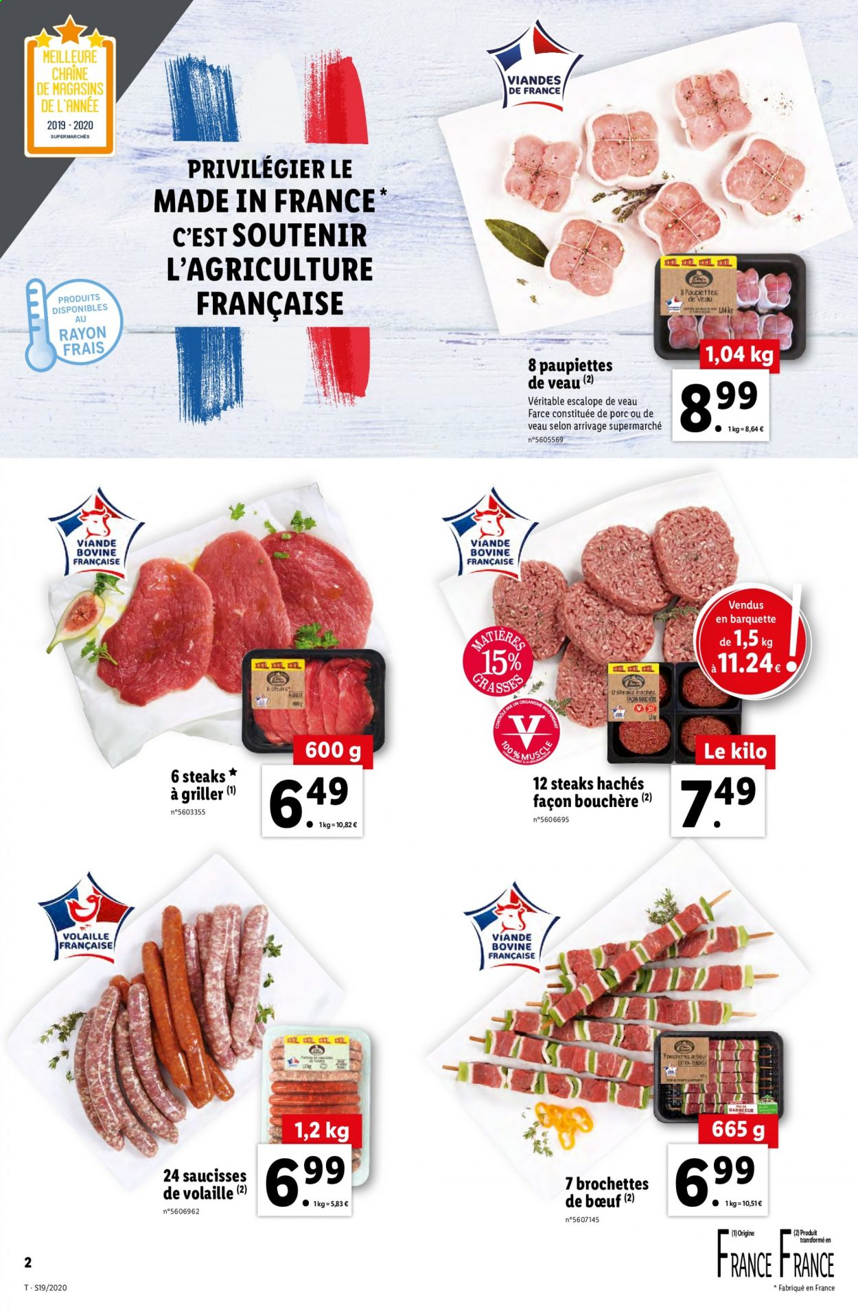 Catalogue Lidl - 06.05.2020 - 12.05.2020. Page 2.