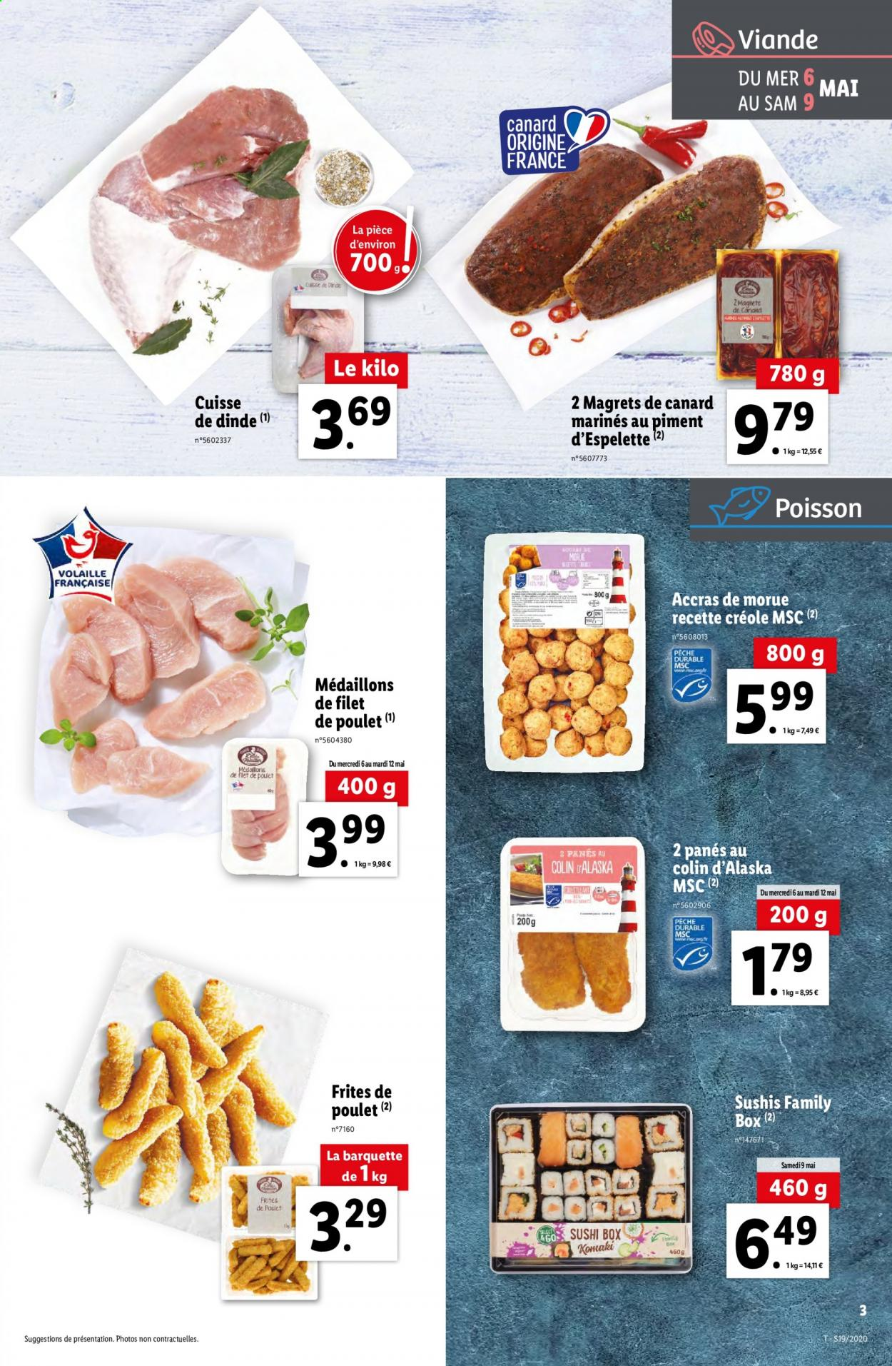 Catalogue Lidl - 06.05.2020 - 12.05.2020. Page 3.