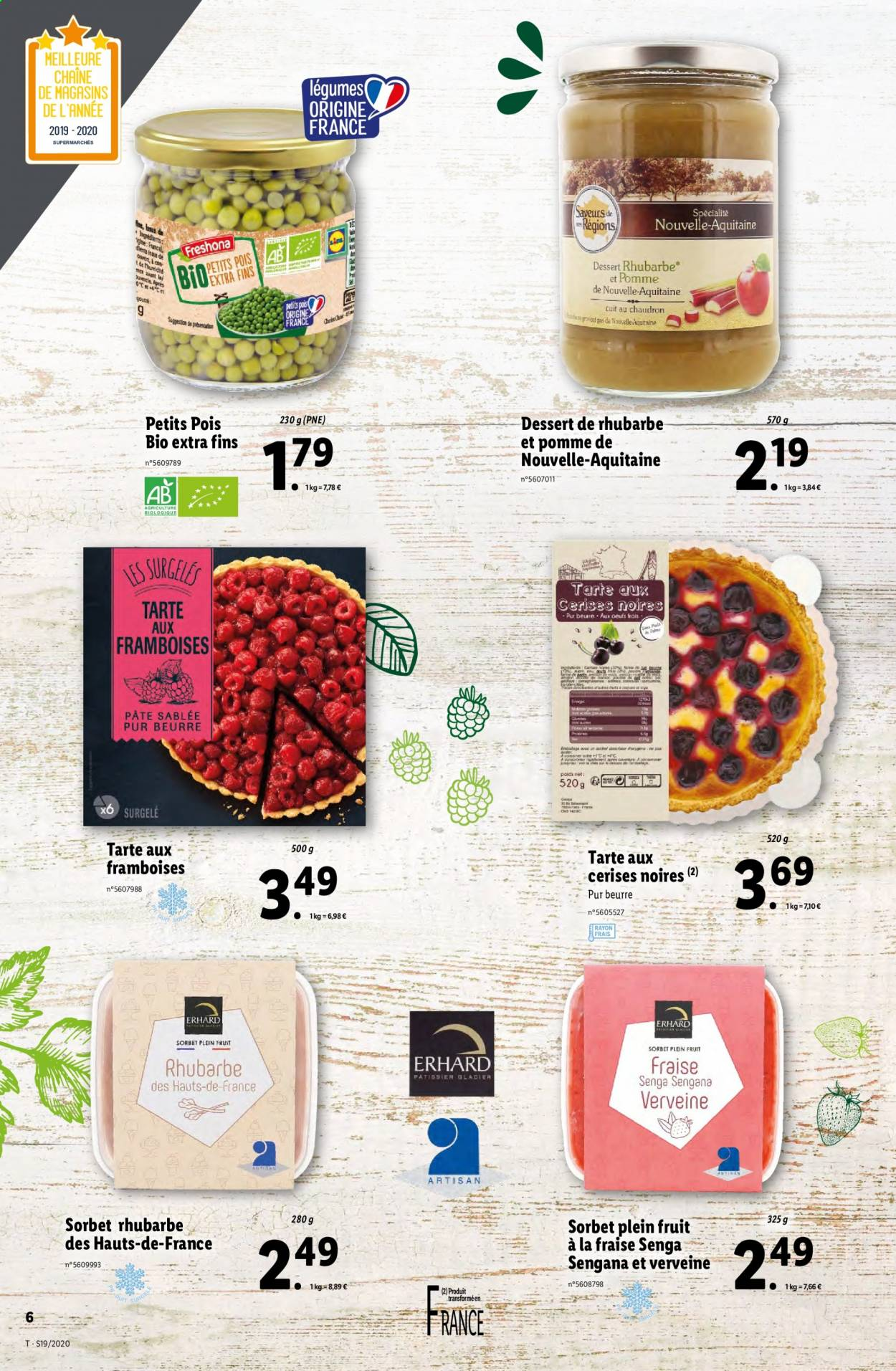 Catalogue Lidl - 06.05.2020 - 12.05.2020. Page 6.