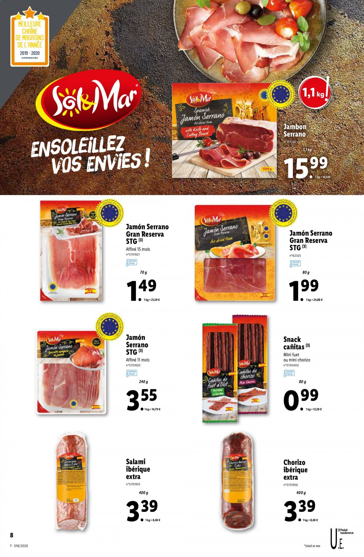 Catalogue Lidl - 06.05.2020 - 12.05.2020. Page 8.