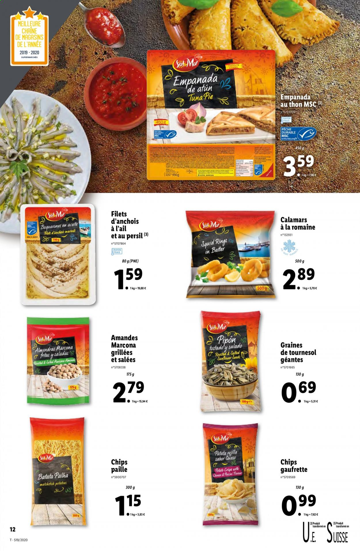 Catalogue Lidl - 06.05.2020 - 12.05.2020. Page 12.