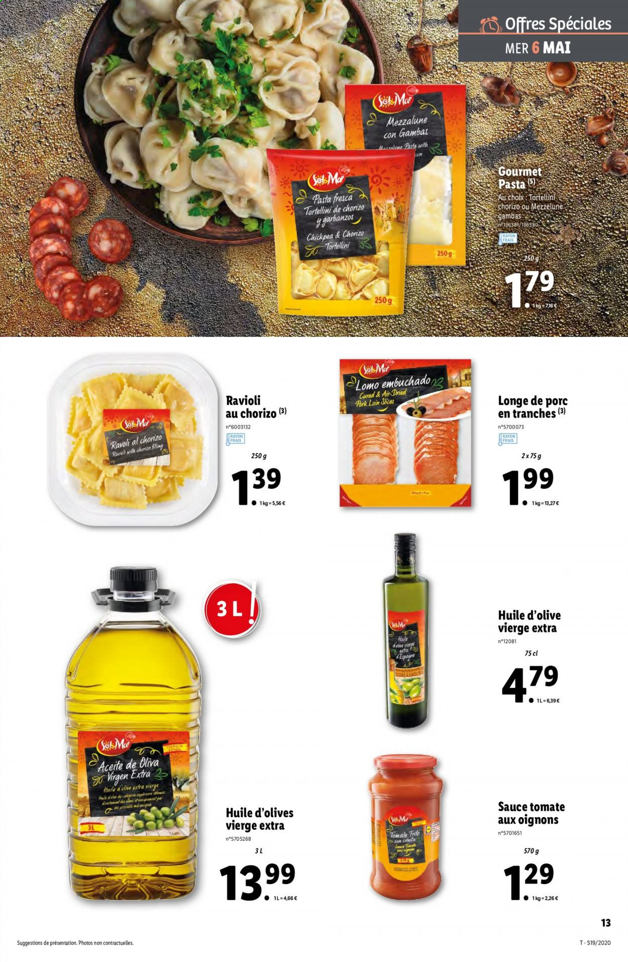 Catalogue Lidl - 06.05.2020 - 12.05.2020. Page 13.