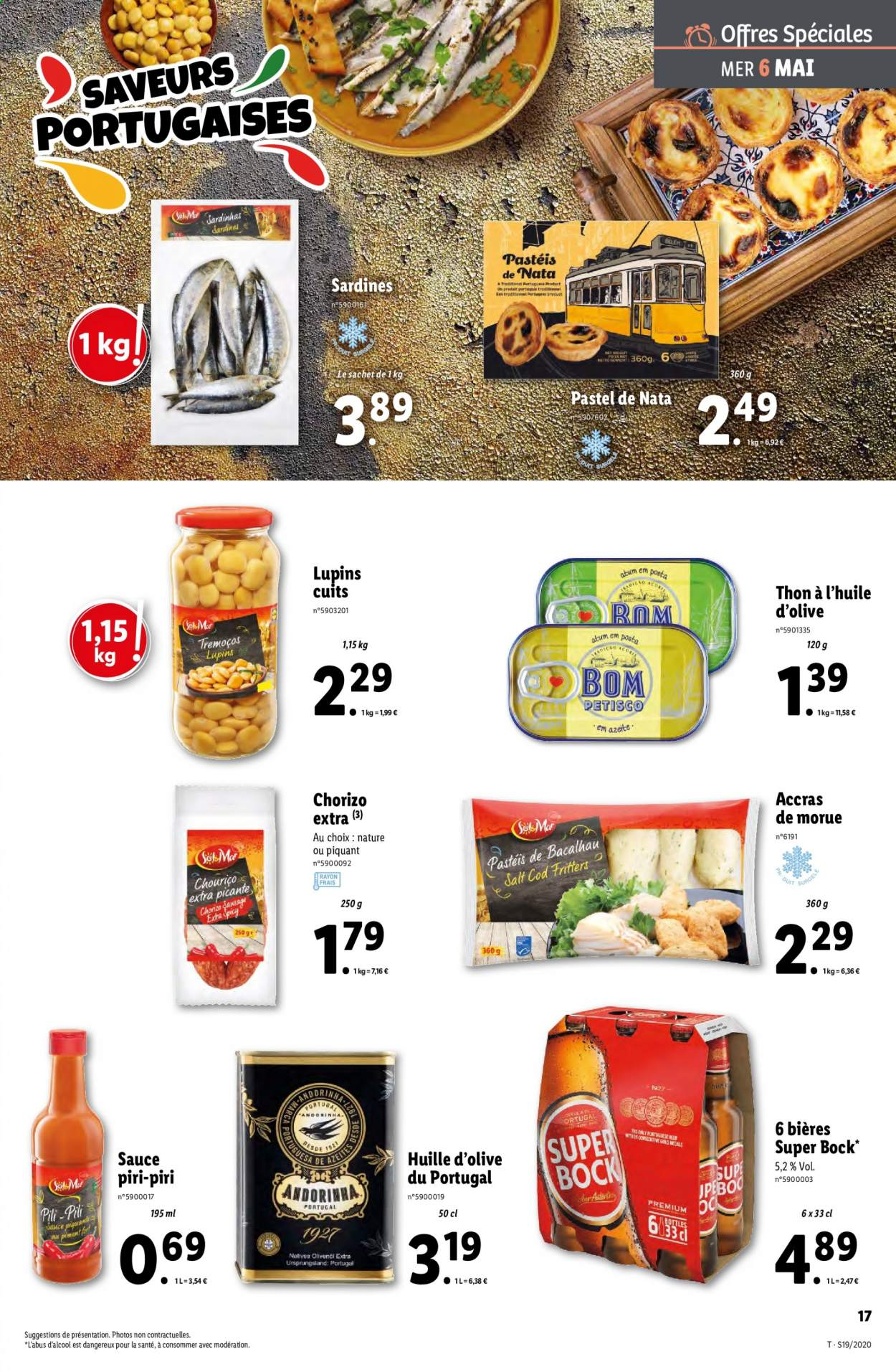 Catalogue Lidl - 06.05.2020 - 12.05.2020. Page 17.
