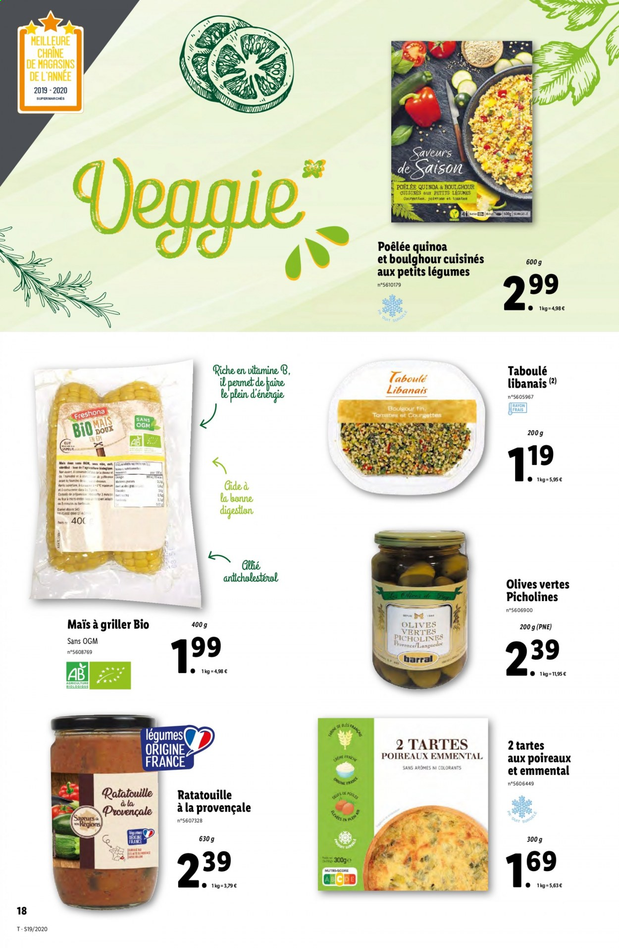 Catalogue Lidl - 06.05.2020 - 12.05.2020. Page 18.