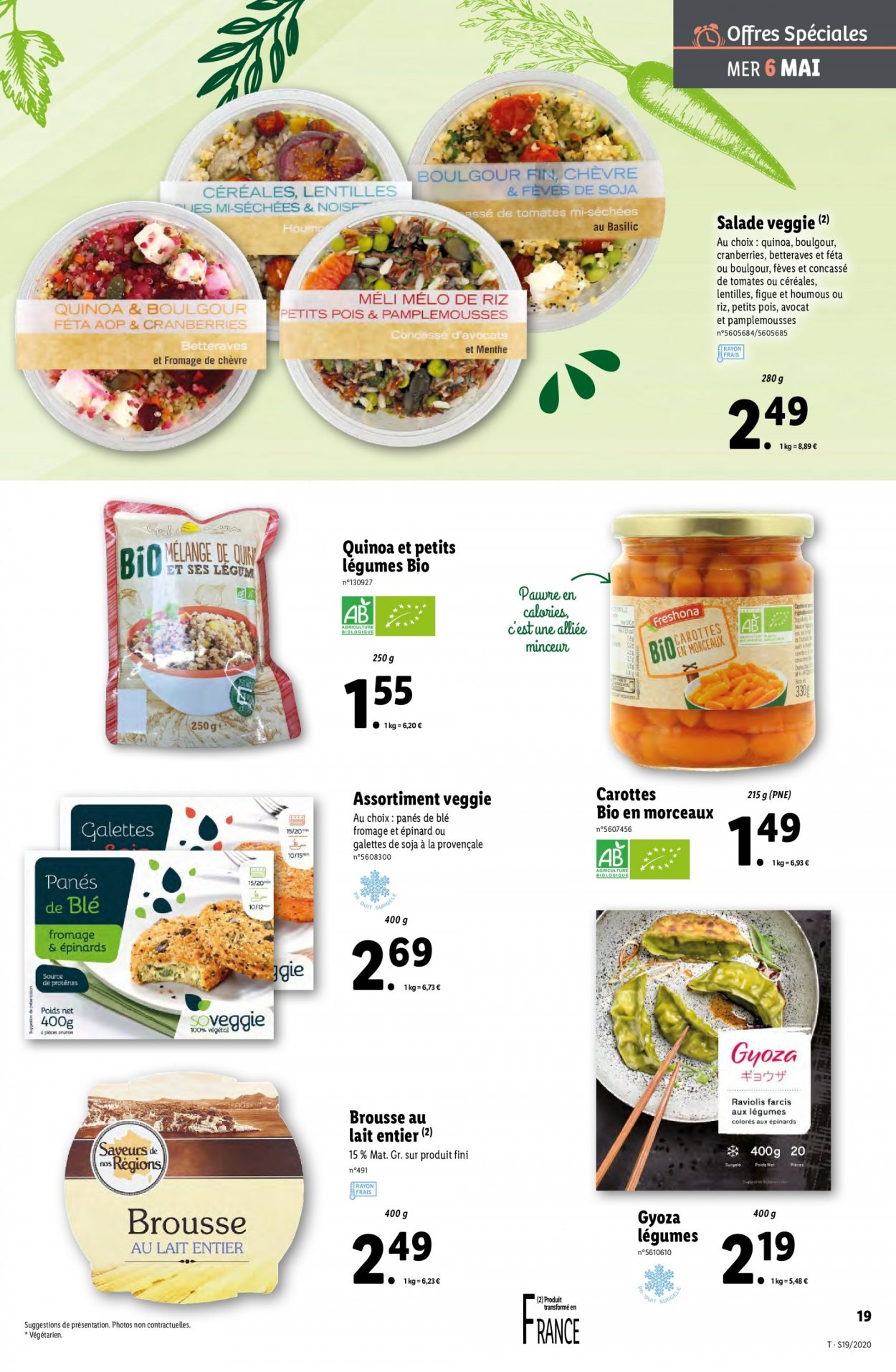 Catalogue Lidl - 06.05.2020 - 12.05.2020. Page 19.