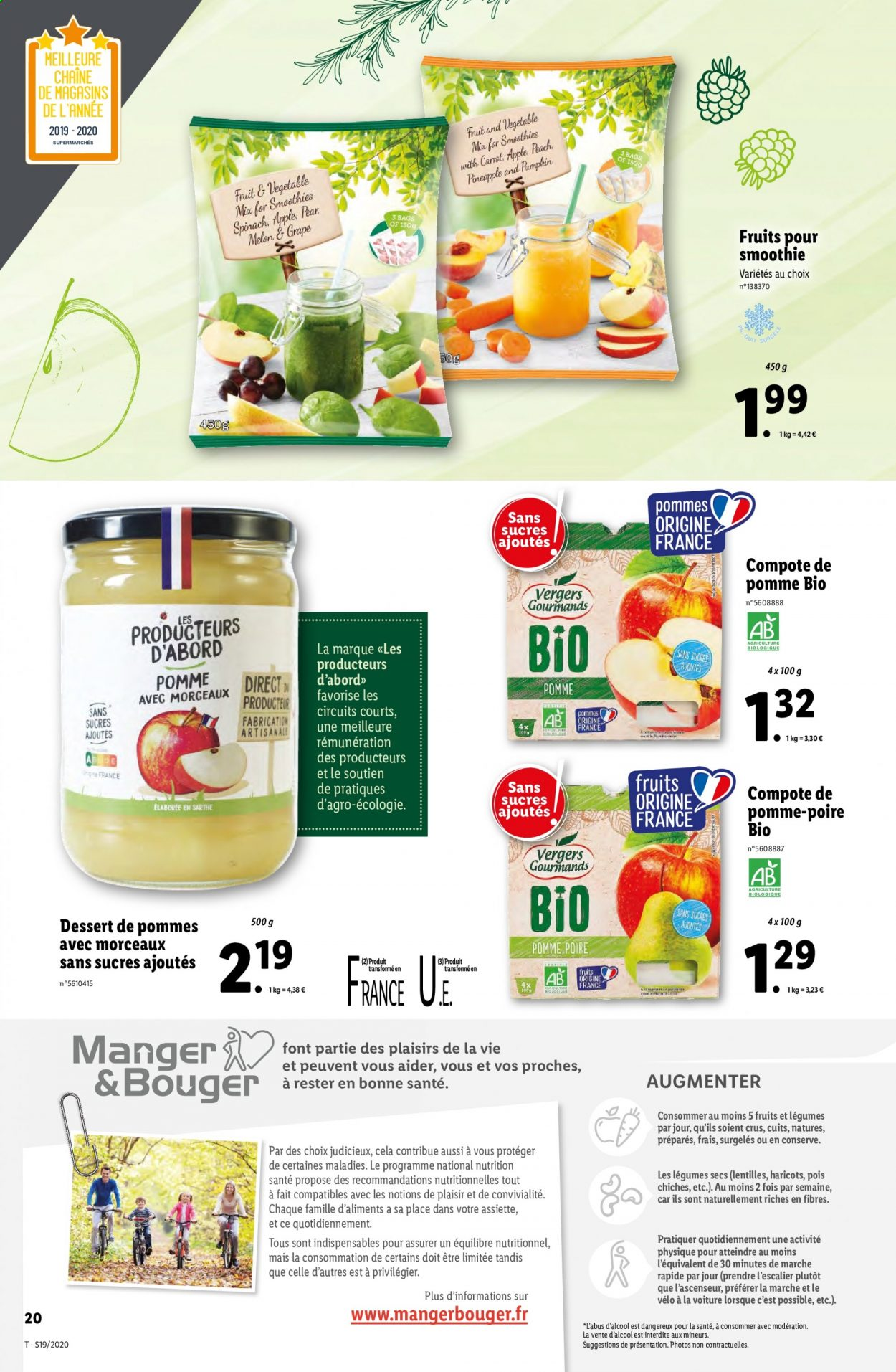 Catalogue Lidl - 06.05.2020 - 12.05.2020. Page 20.