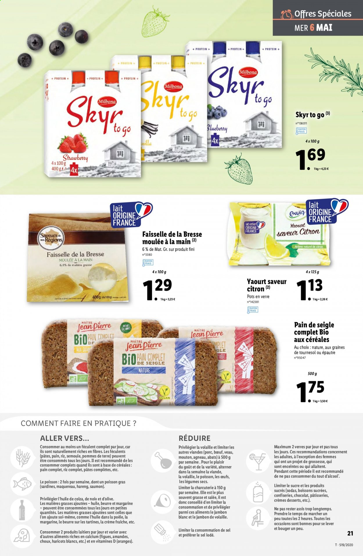 Catalogue Lidl - 06.05.2020 - 12.05.2020. Page 21.