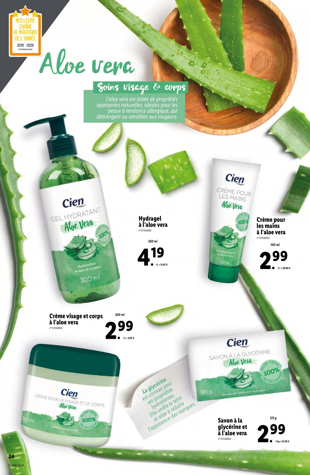 Catalogue Lidl - 06.05.2020 - 12.05.2020. Page 24.