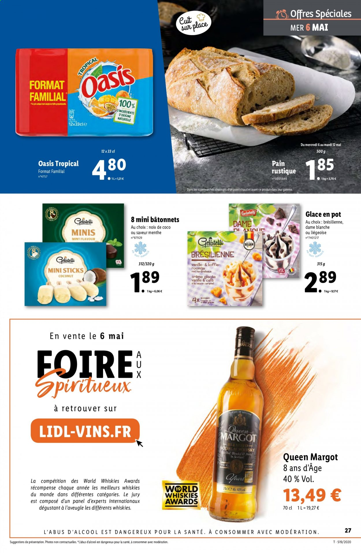 Catalogue Lidl - 06.05.2020 - 12.05.2020. Page 27.