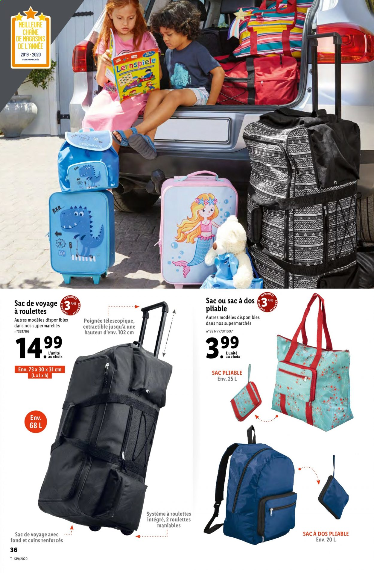 Catalogue Lidl - 06.05.2020 - 12.05.2020. Page 40.