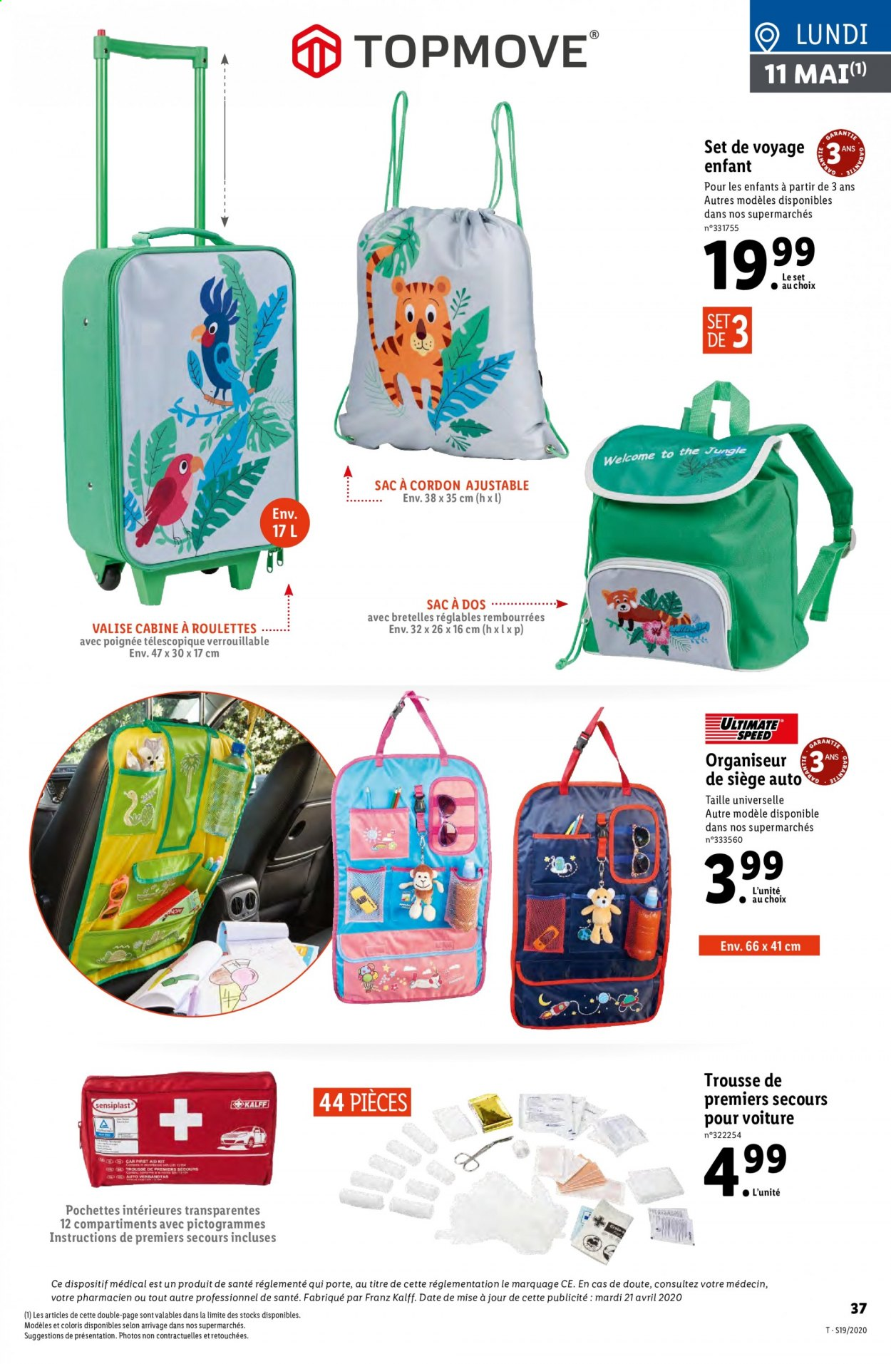 Catalogue Lidl - 06.05.2020 - 12.05.2020. Page 41.