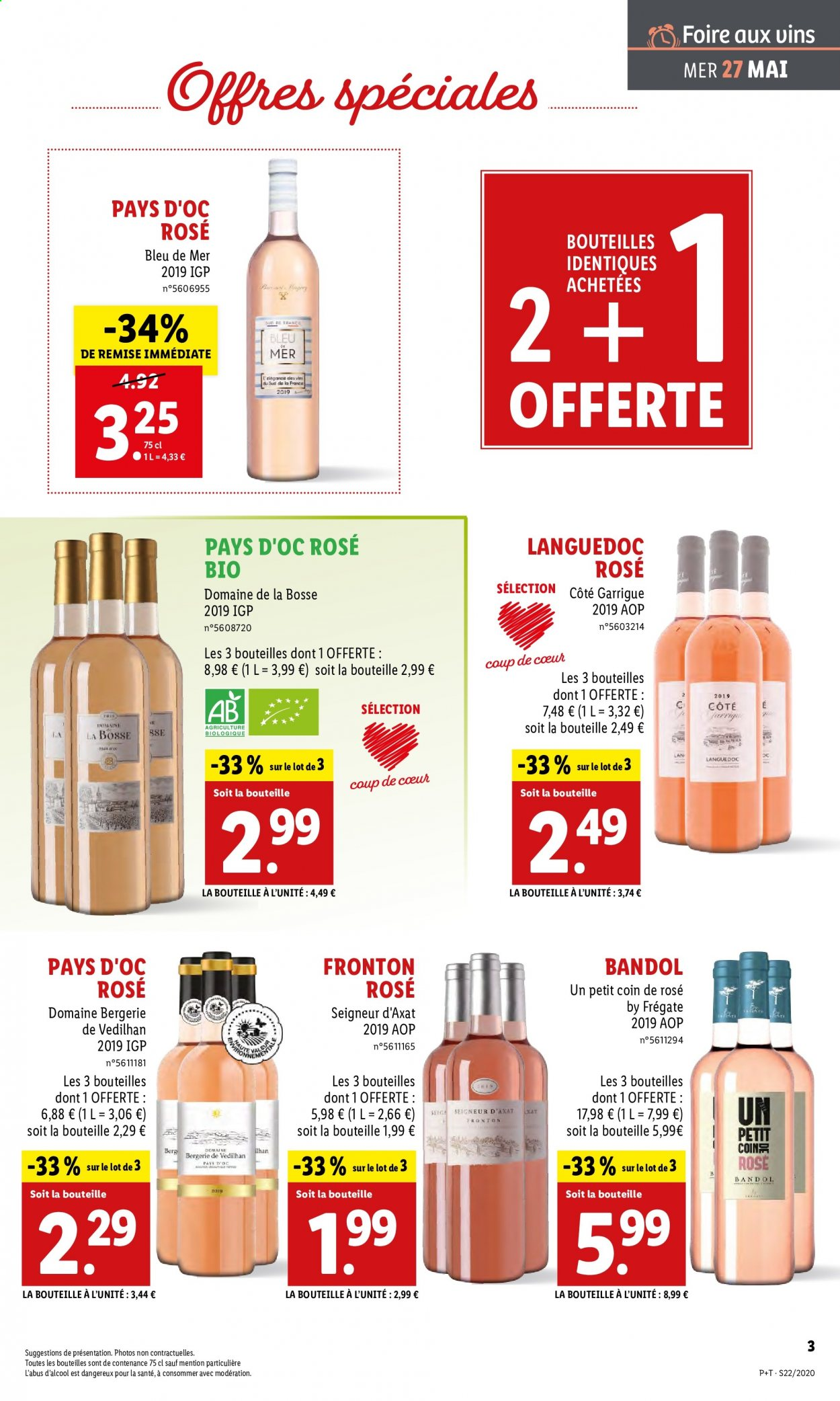 Catalogue Lidl - 27.05.2020 - 02.06.2020. Page 3.