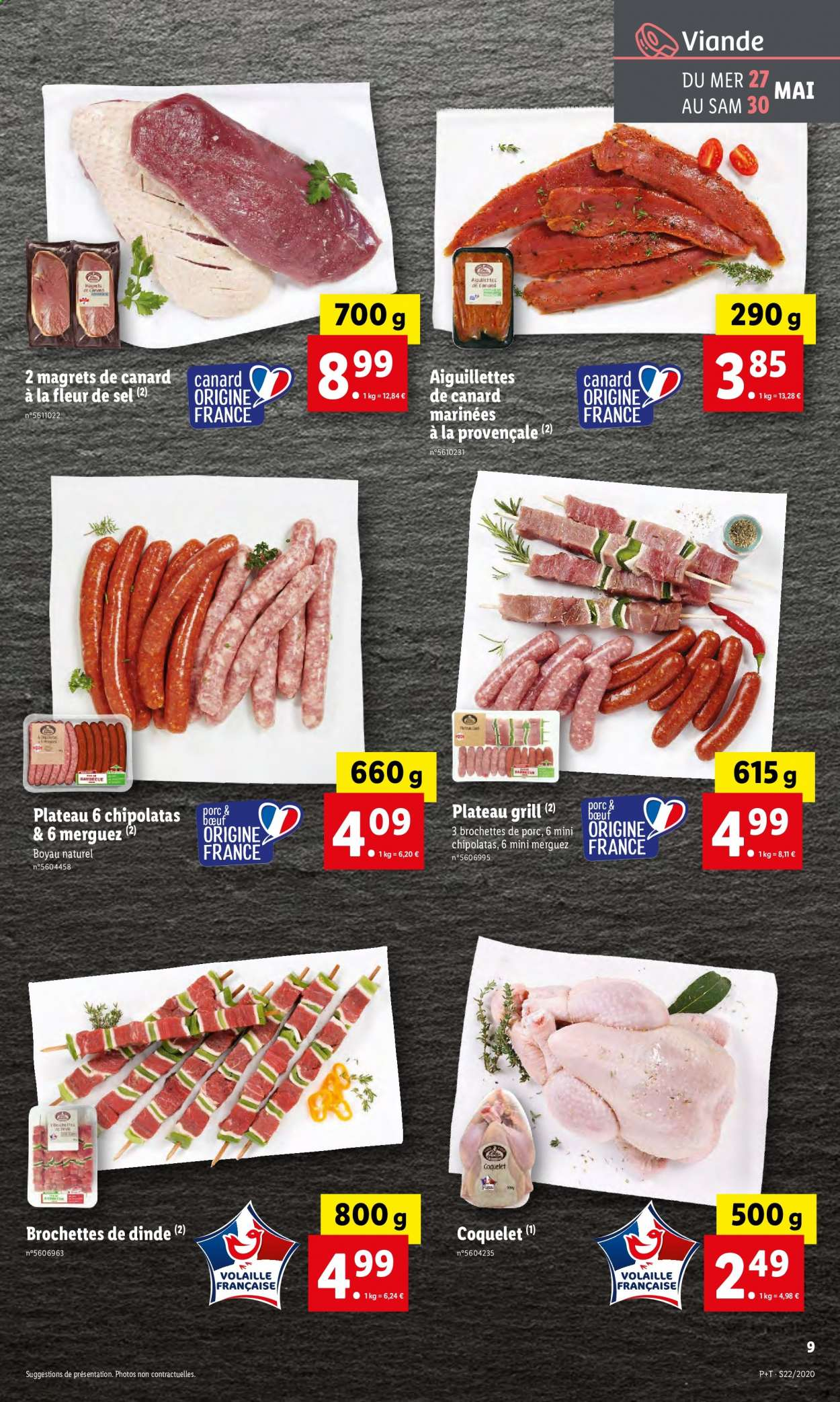 Catalogue Lidl - 27.05.2020 - 02.06.2020. Page 9.