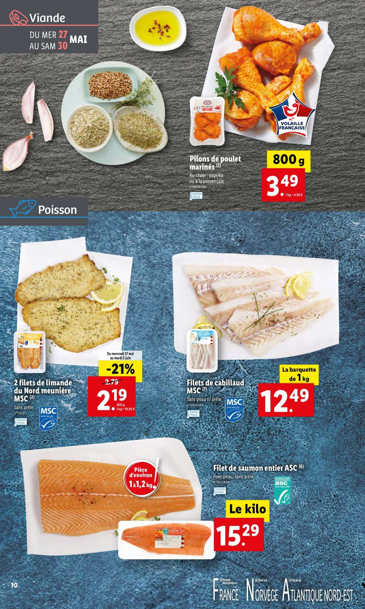 Catalogue Lidl - 27.05.2020 - 02.06.2020. Page 10.