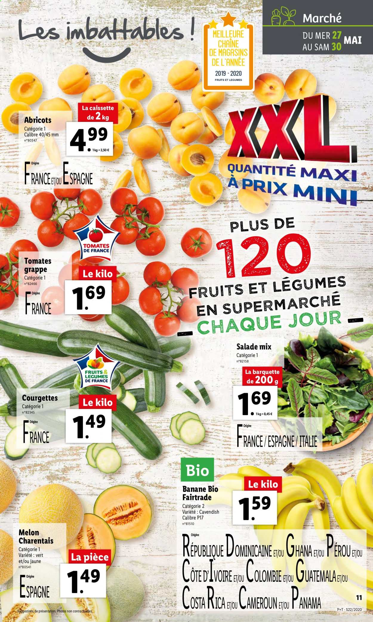 Catalogue Lidl - 27.05.2020 - 02.06.2020. Page 11.