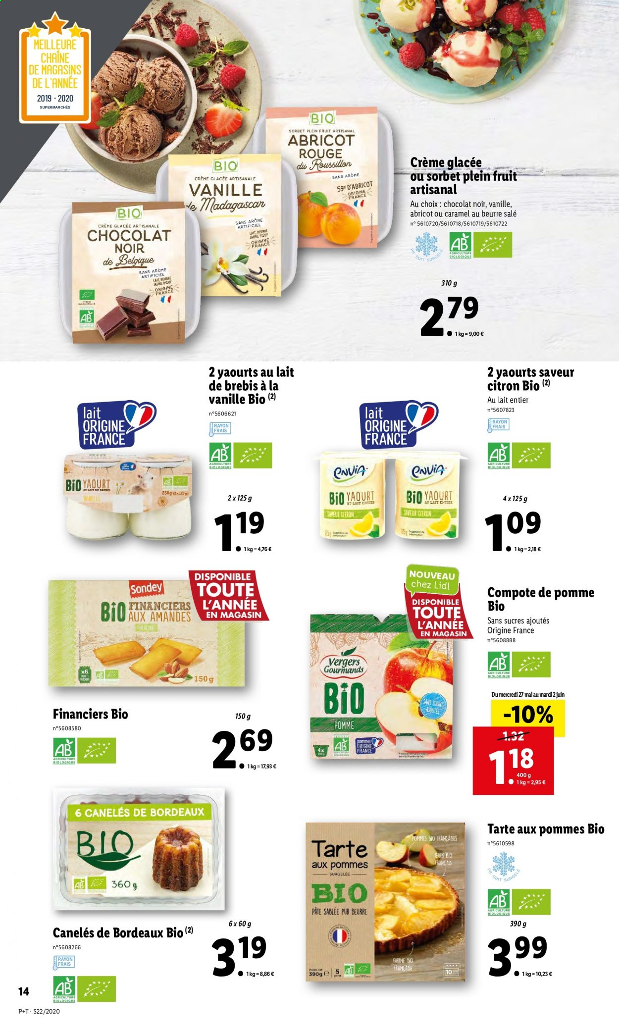 Catalogue Lidl - 27.05.2020 - 02.06.2020. Page 14.
