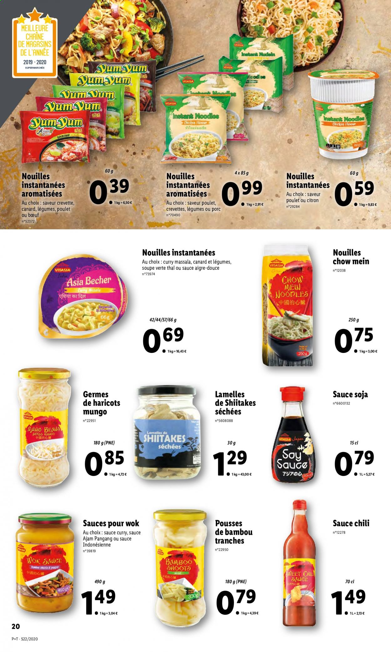 Catalogue Lidl - 27.05.2020 - 02.06.2020. Page 20.