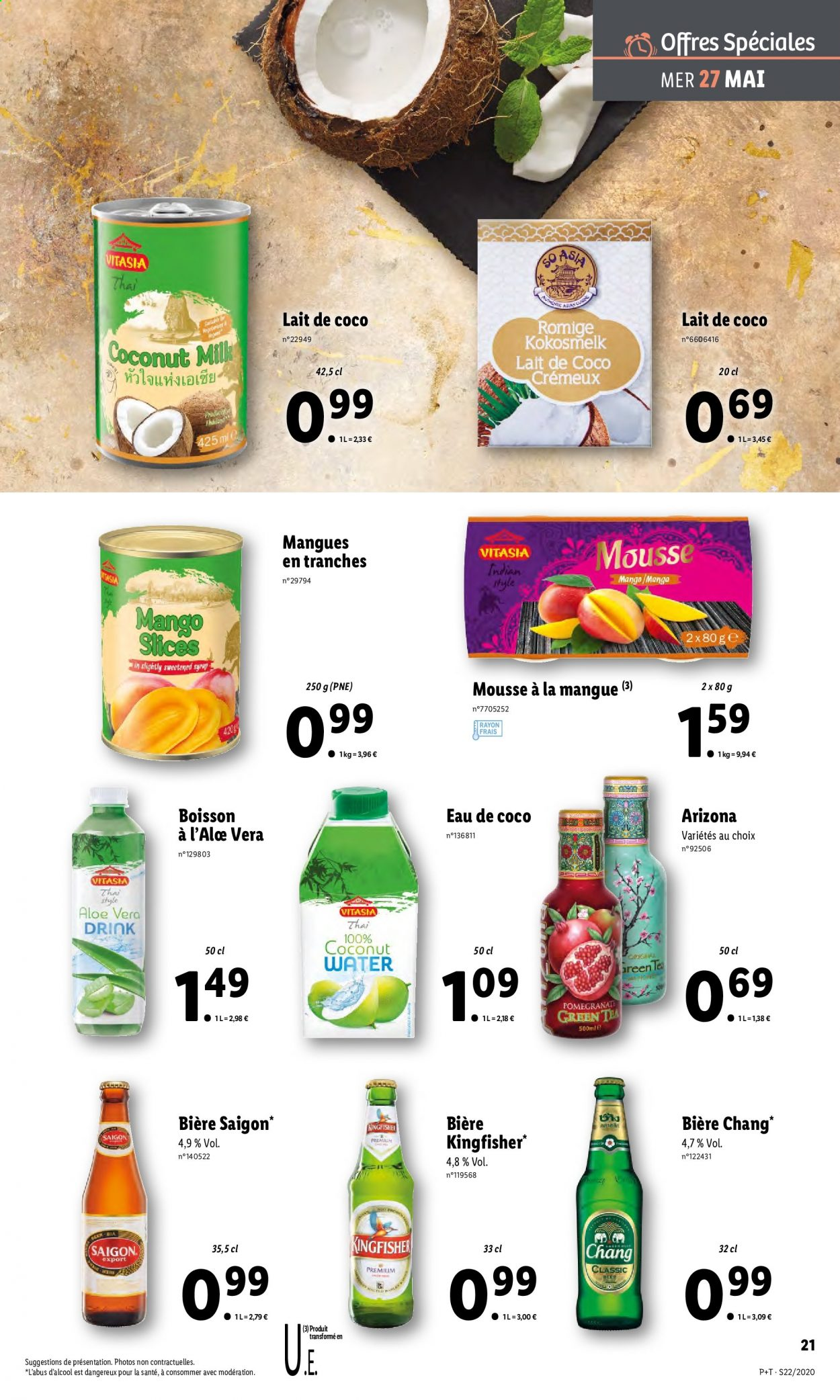 Catalogue Lidl - 27.05.2020 - 02.06.2020. Page 21.