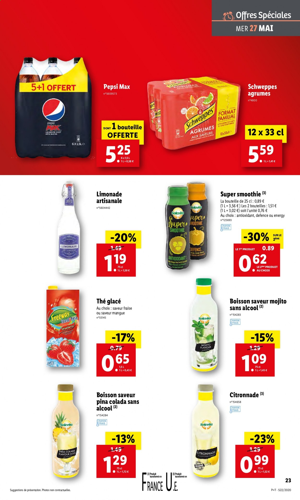 Catalogue Lidl - 27.05.2020 - 02.06.2020. Page 25.