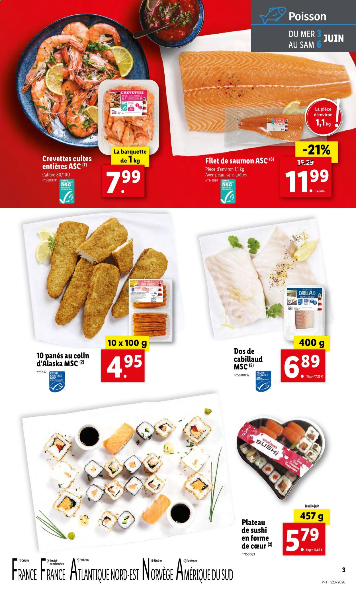 Catalogue Lidl - 03.06.2020 - 09.06.2020. Page 3.