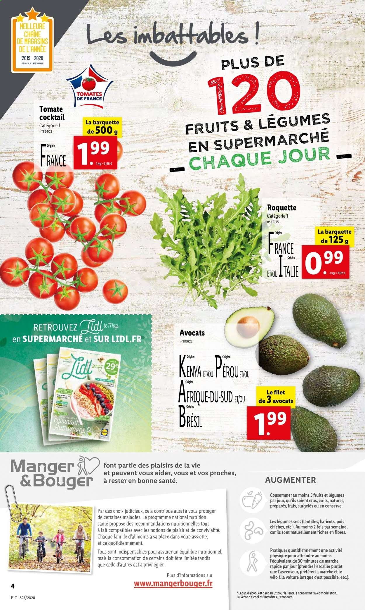 Catalogue Lidl - 03.06.2020 - 09.06.2020. Page 4.