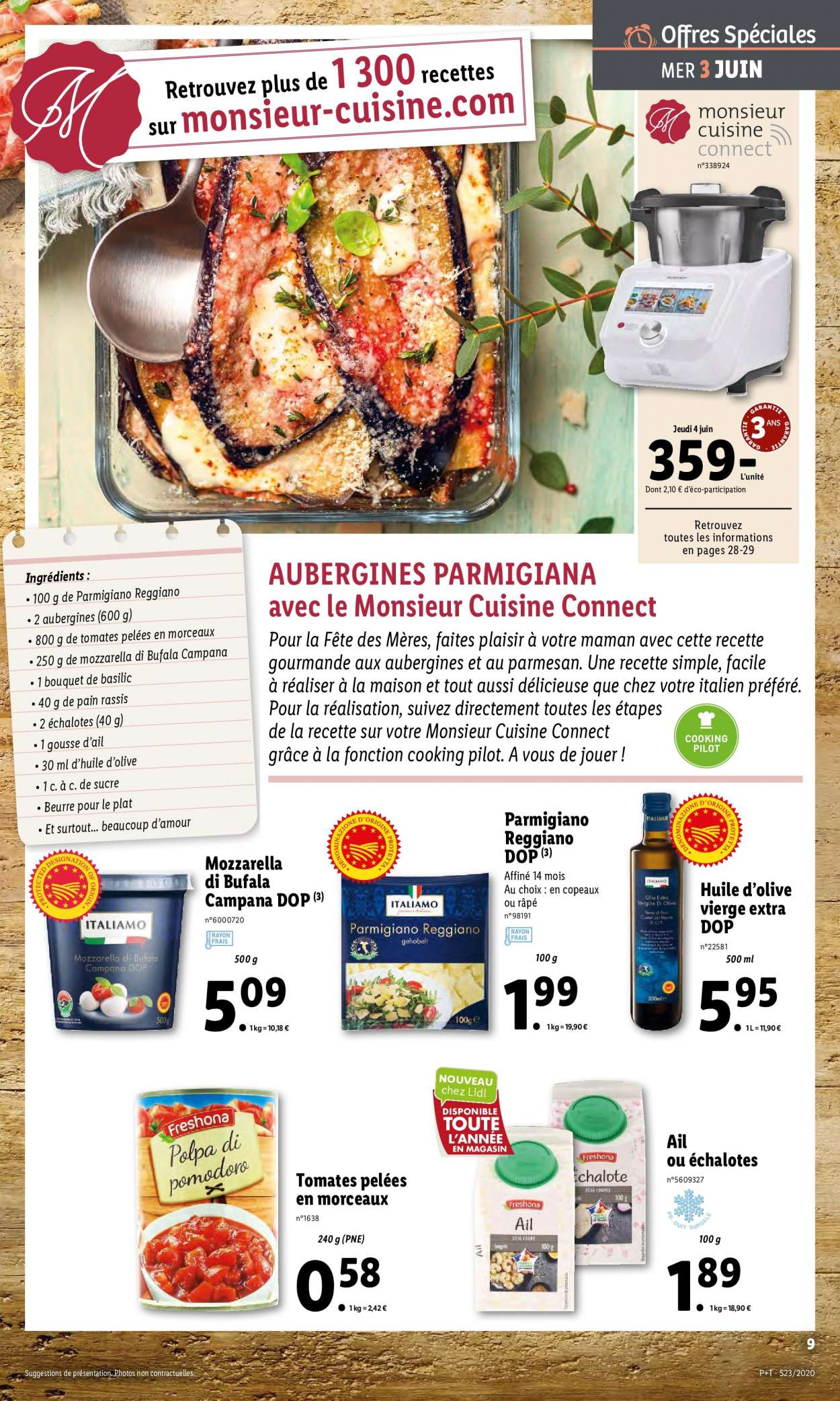 Catalogue Lidl - 03.06.2020 - 09.06.2020. Page 9.