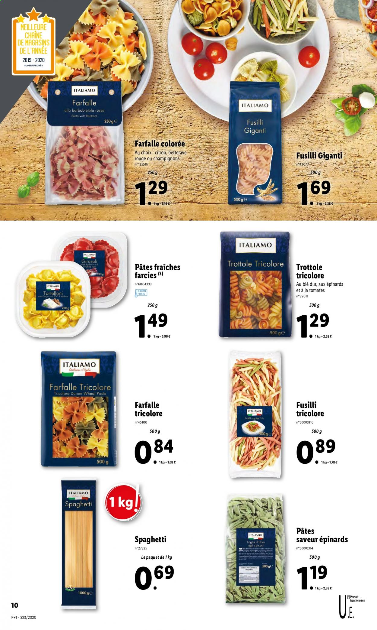 Catalogue Lidl - 03.06.2020 - 09.06.2020. Page 10.