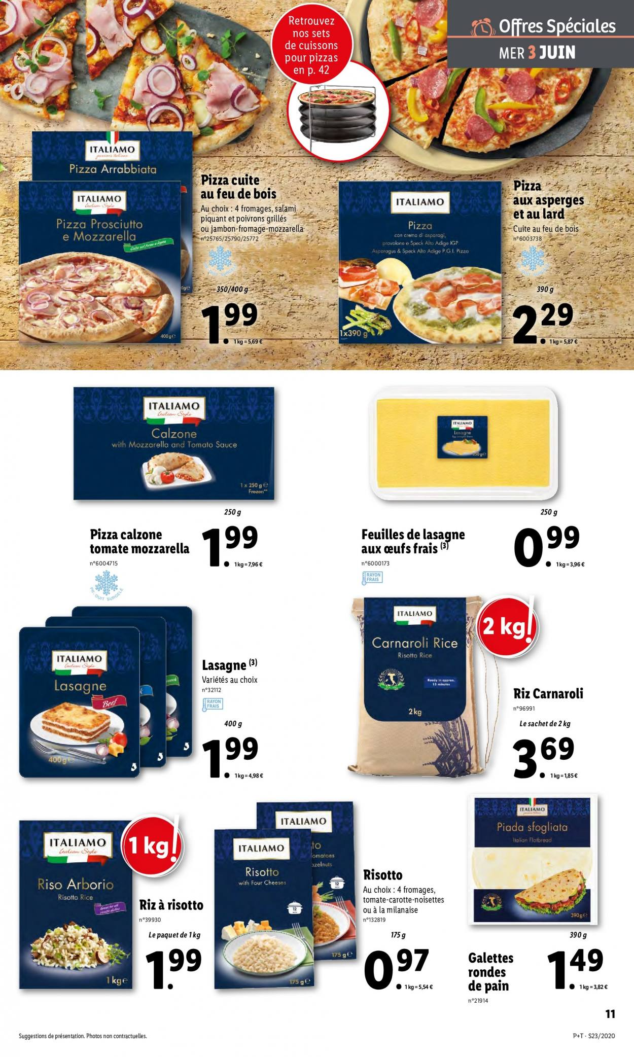 Catalogue Lidl - 03.06.2020 - 09.06.2020. Page 11.