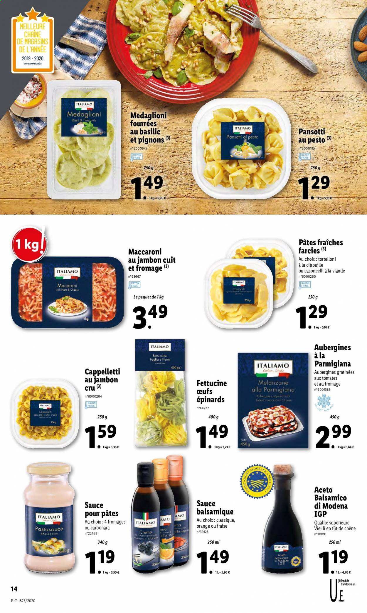 Catalogue Lidl - 03.06.2020 - 09.06.2020. Page 14.