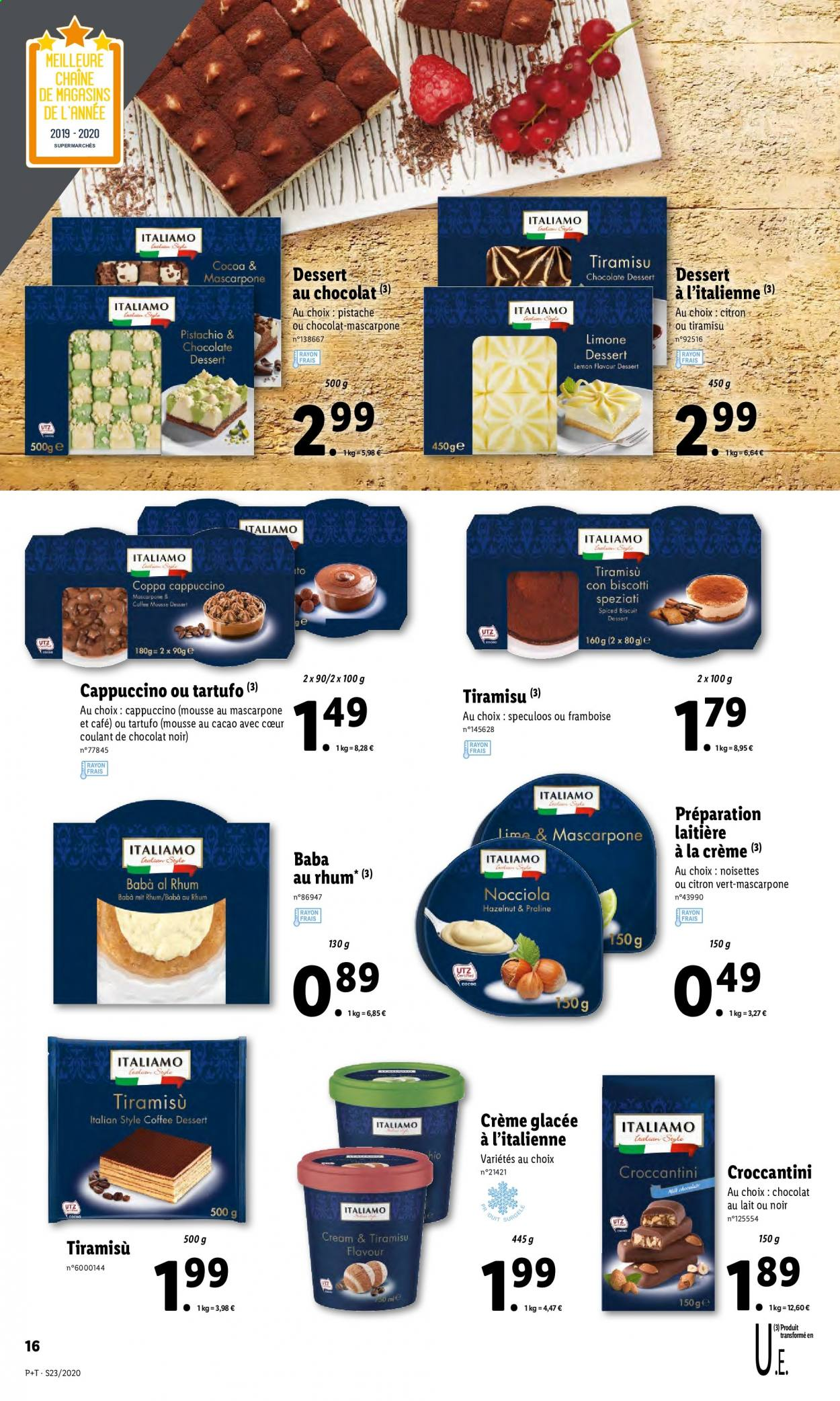 Catalogue Lidl - 03.06.2020 - 09.06.2020. Page 16.