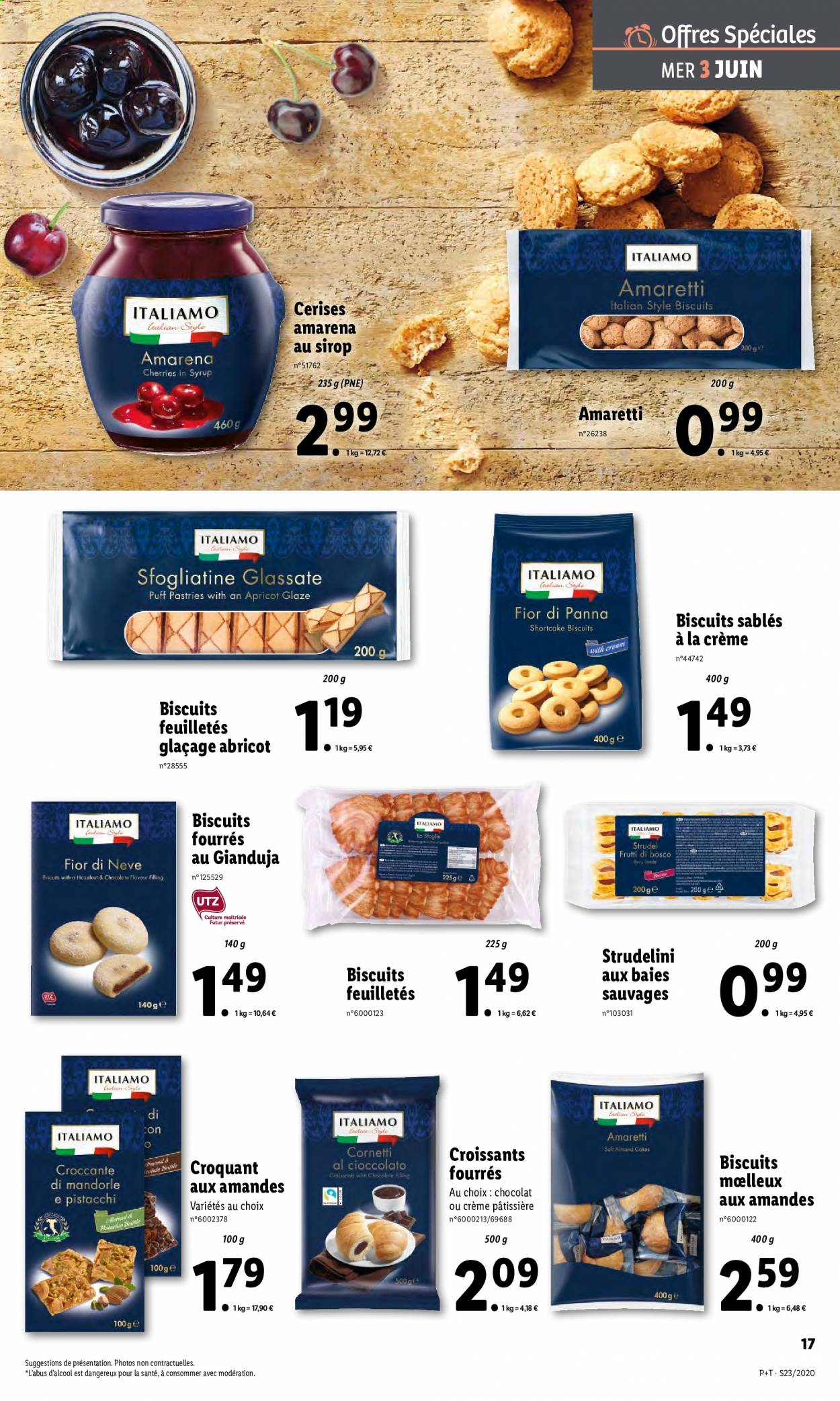 Catalogue Lidl - 03.06.2020 - 09.06.2020. Page 17.