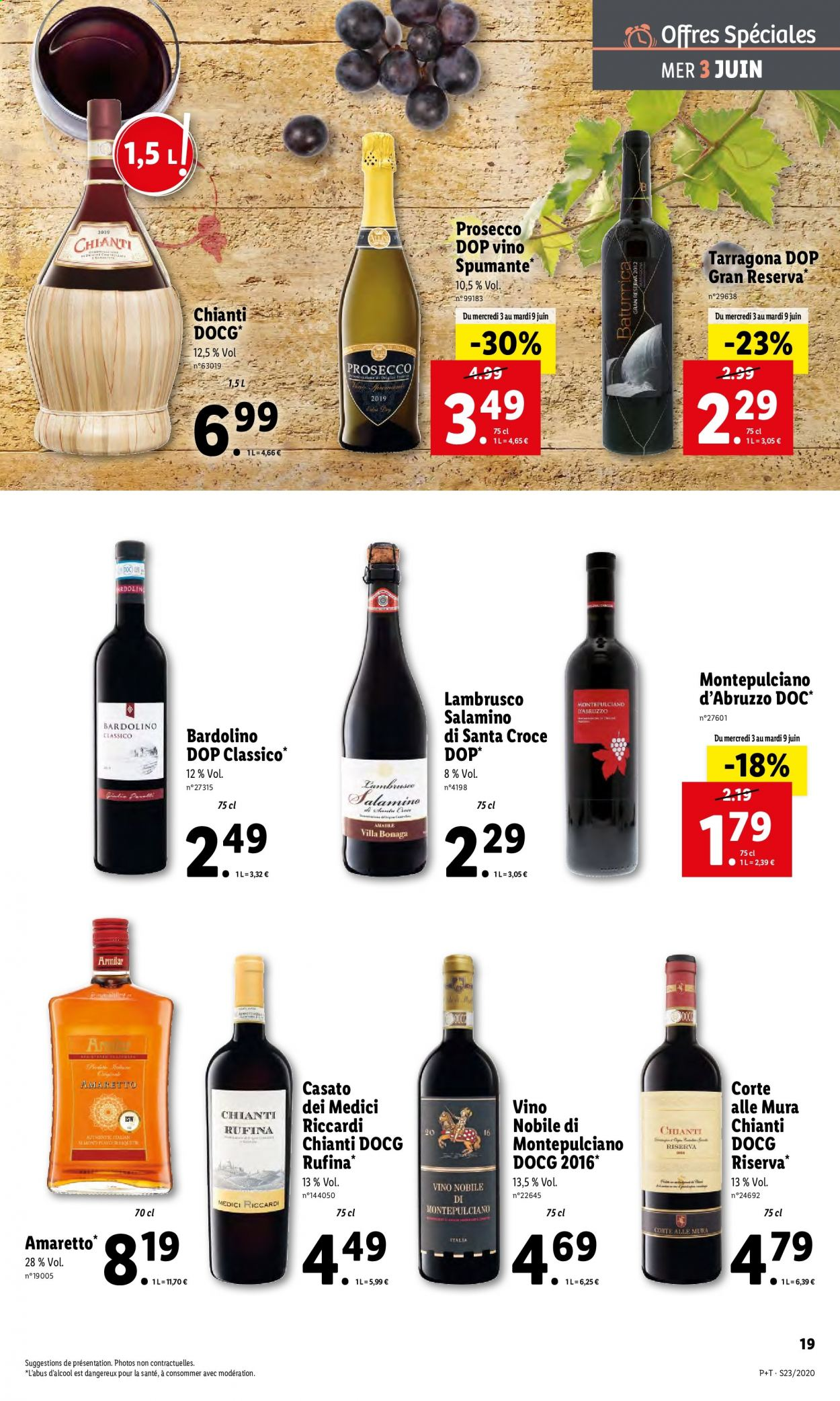 Catalogue Lidl - 03.06.2020 - 09.06.2020. Page 19.