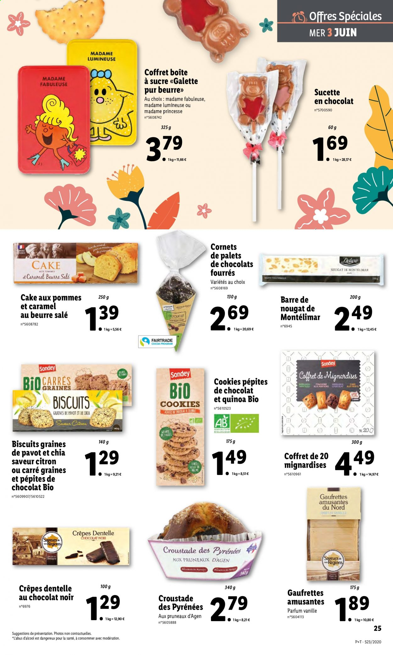 Catalogue Lidl - 03.06.2020 - 09.06.2020. Page 25.