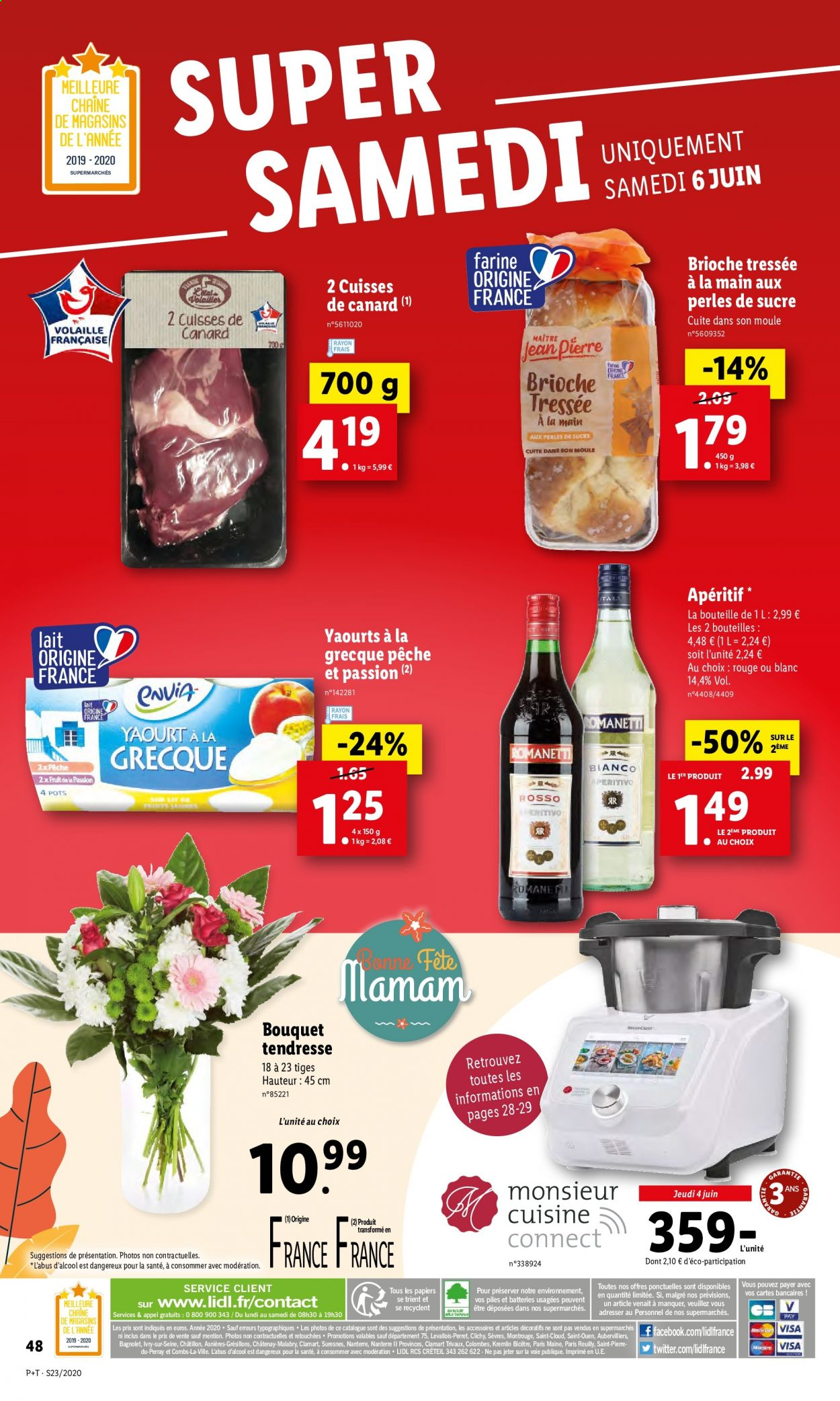 Catalogue Lidl - 03.06.2020 - 09.06.2020. Page 52.