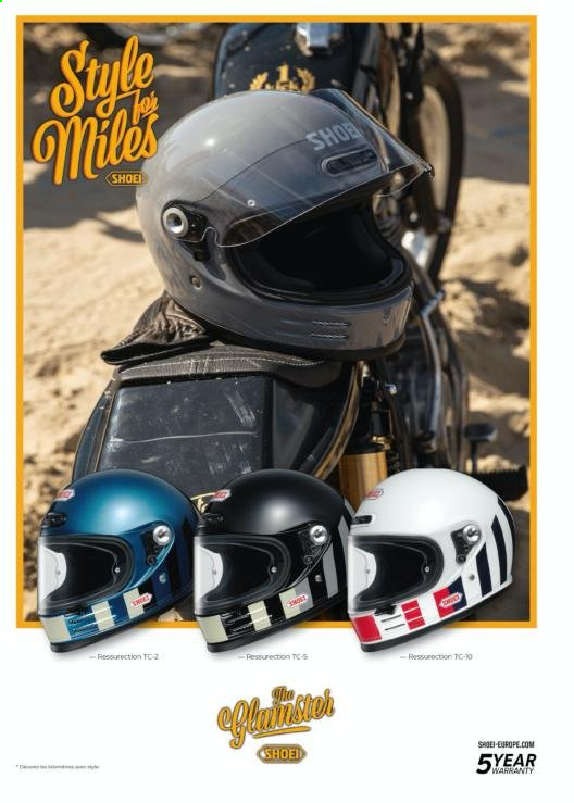 Catalogue Moto Axxe. Page 18.