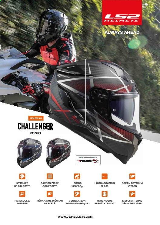 Catalogue Moto Axxe. Page 30.