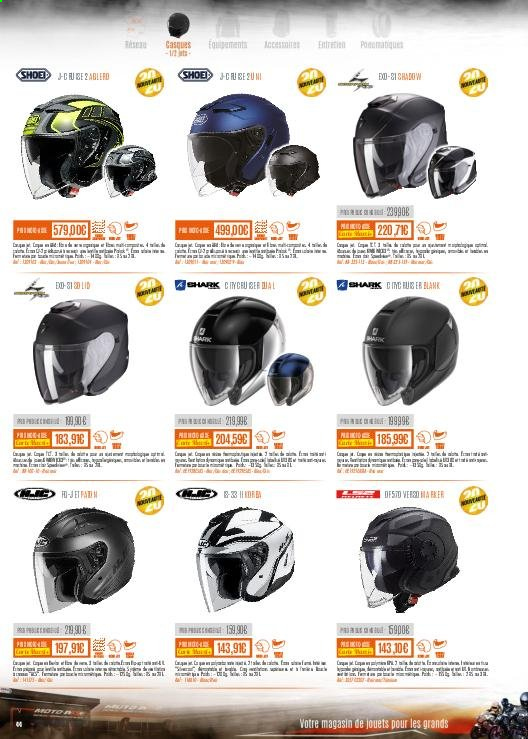 Catalogue Moto Axxe. Page 44.